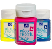 DECO TEXTIL (FABRIC PAINT)